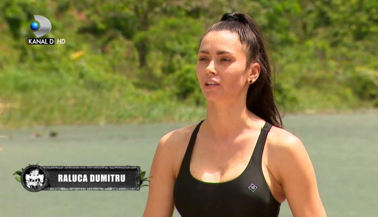 Cu ce se ocupă Raluca Dumitru de la Survivor?