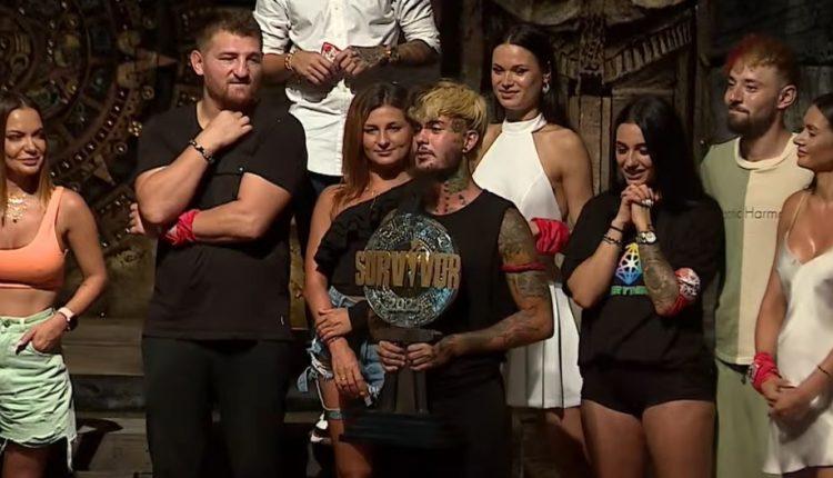 Ce mesaj i-a transmis Zanni, după ce a câștigat Survivor, Elenei Marin?